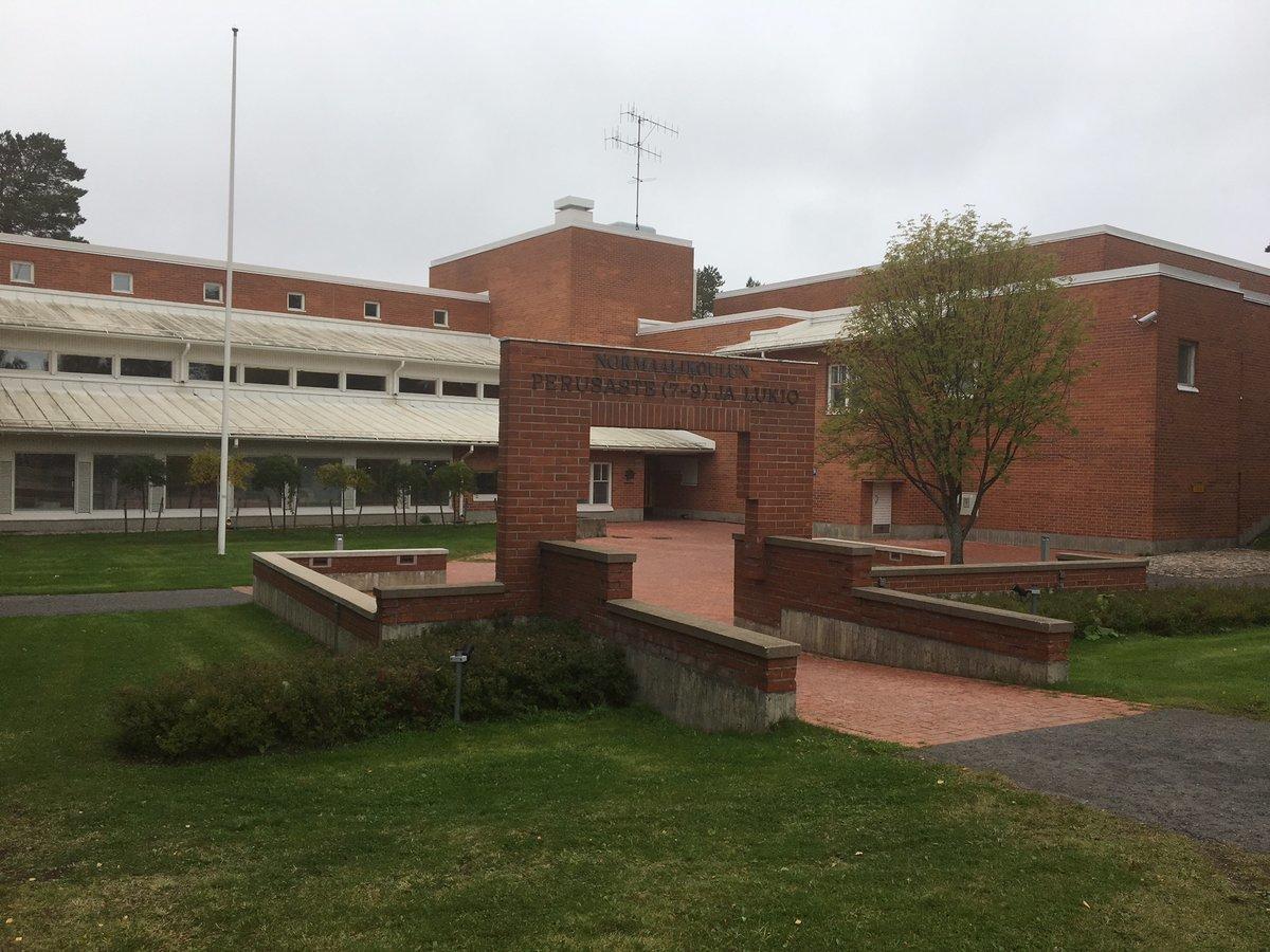 Oulun Normaalikoulun Opetussuunnitelma